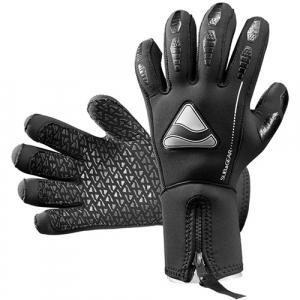 Sub Gear G-flex gloves, size XS, black, 5mm
