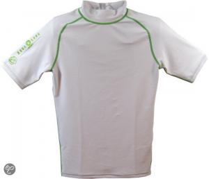 Aqua lung Rashguard / UV shirt, men, white, size L