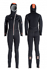 Aqua Lung Dive 6mm Jumpsuit with hood Lady