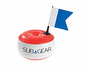 Sub Gear Signal Buoy, w. holder f. lamp