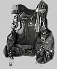 SUBGEAR Jacket BLAC JAC, size L,;including weightpocket SRPROSYSTEM