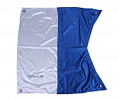 Sub Gear Alpha dive flag for apnea surface buoy